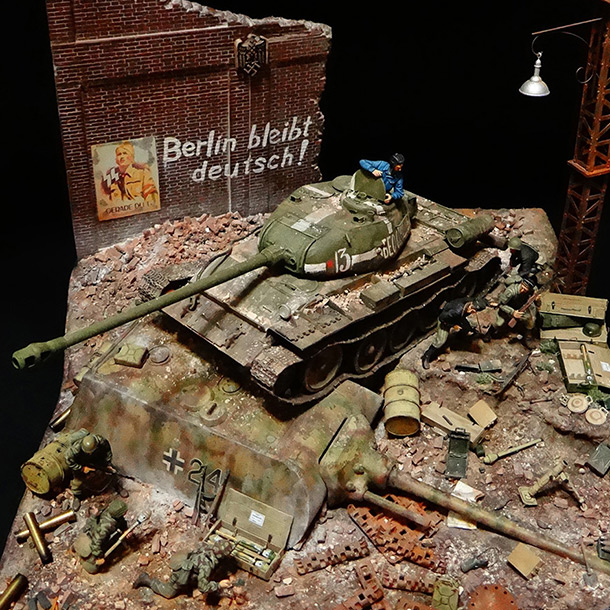 Dioramas and Vignettes: Berlin 1946