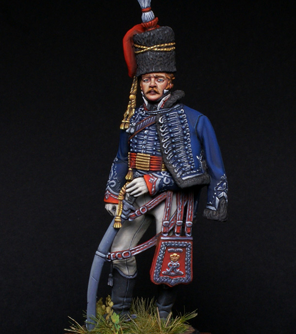 Figures: British Officer 15th Regt Hussars