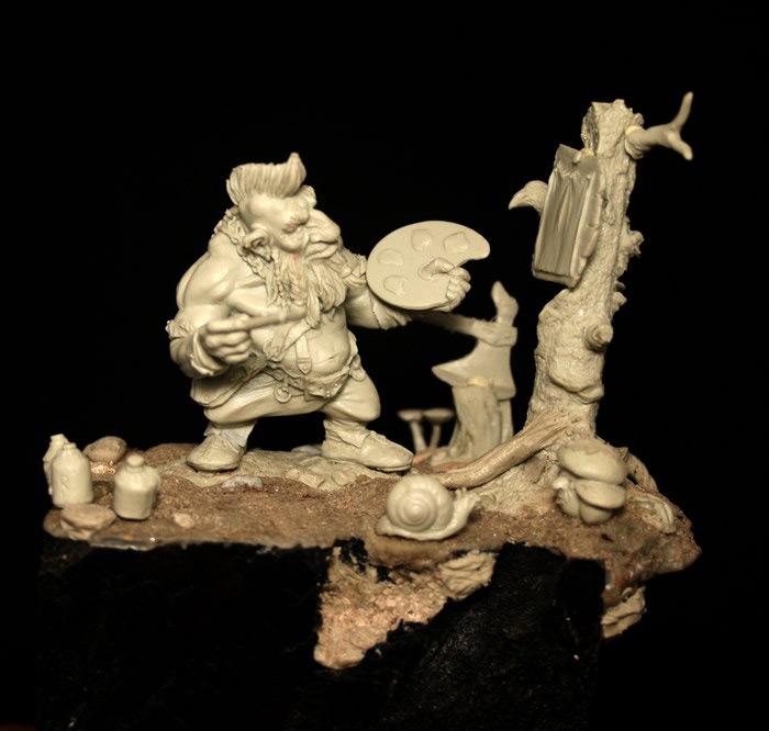 Sculpture: The Artist, photo #2