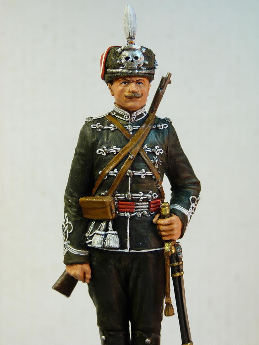 Figures: Alexandria hussar, 1914, photo #3