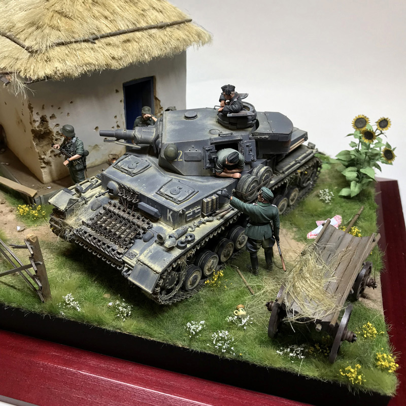 Dioramas and Vignettes: Road to Hell, photo #12