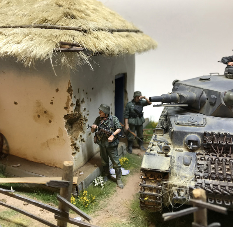Dioramas and Vignettes: Road to Hell, photo #16