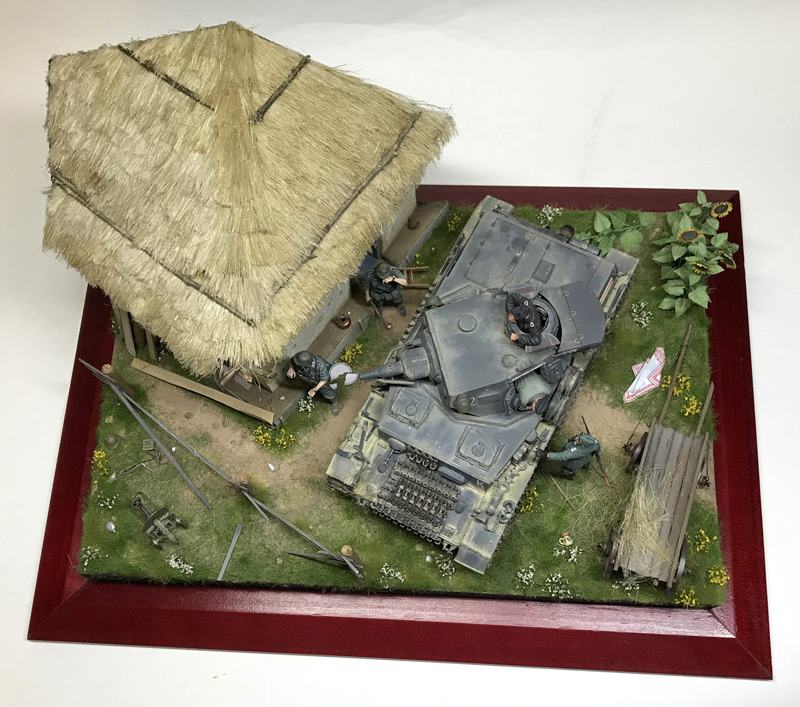 Dioramas and Vignettes: Road to Hell, photo #3