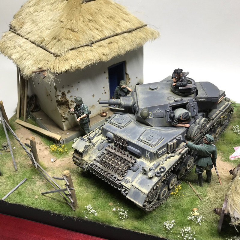 Dioramas and Vignettes: Road to Hell, photo #7