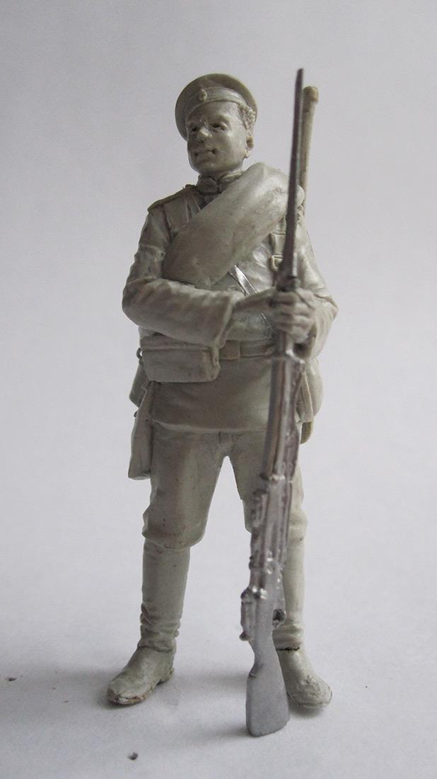 Sculpture: Cadet, Nikolaev engineer college, photo #1