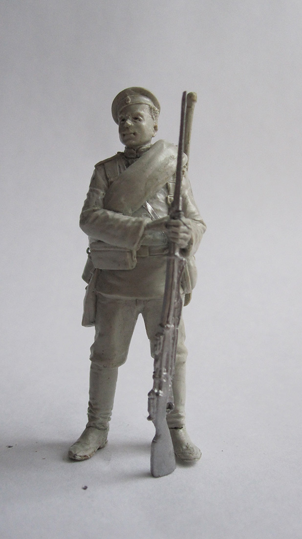 Sculpture: Cadet, Nikolaev engineer college, photo #2