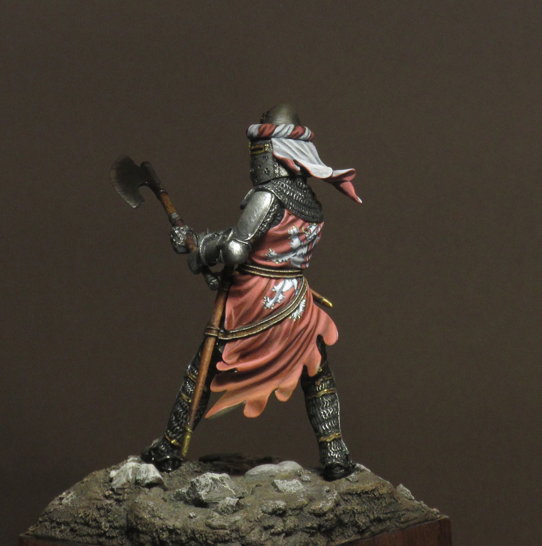 Figures: Bohemian knight, photo #5