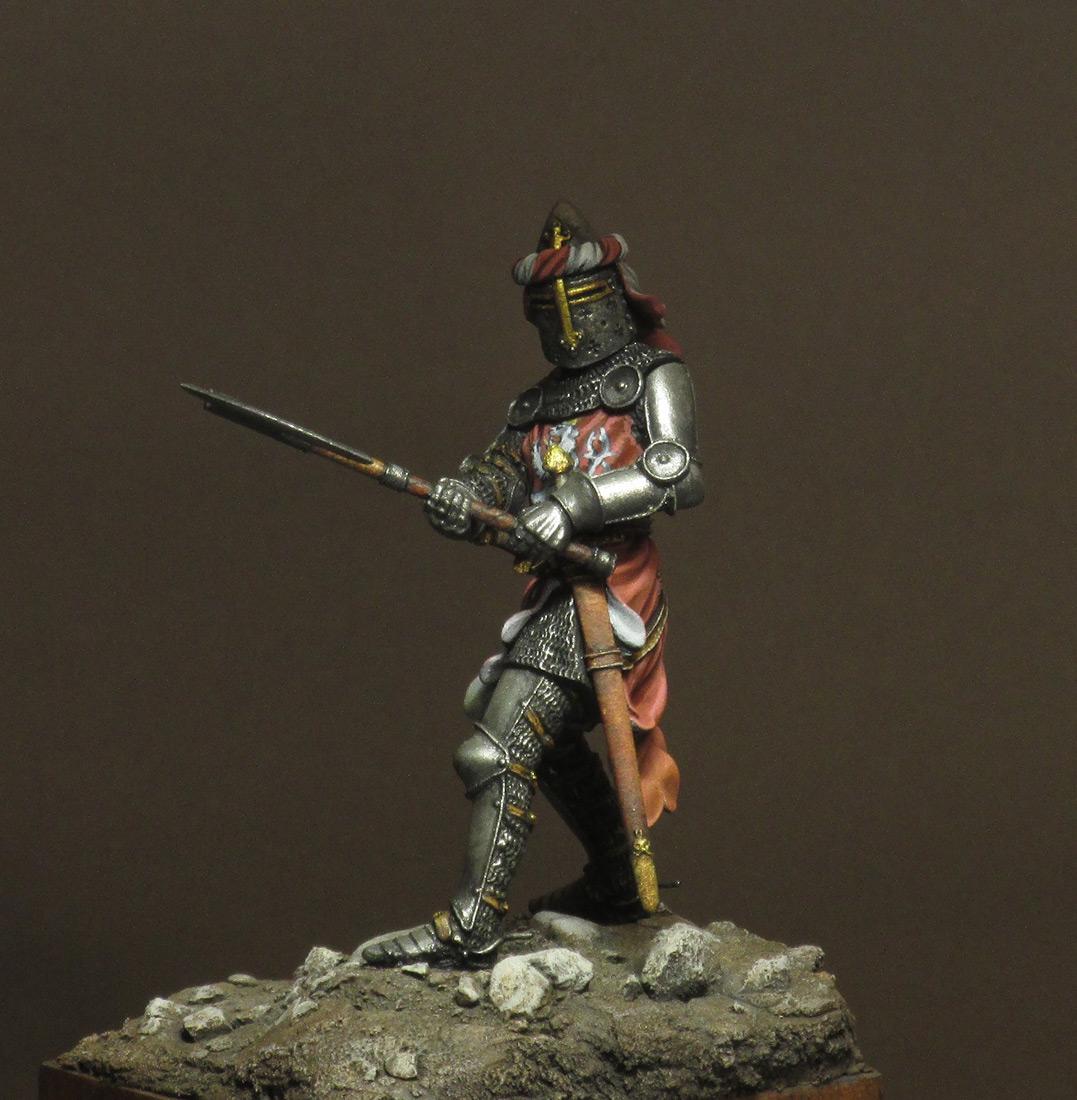 Figures: Bohemian knight, photo #7