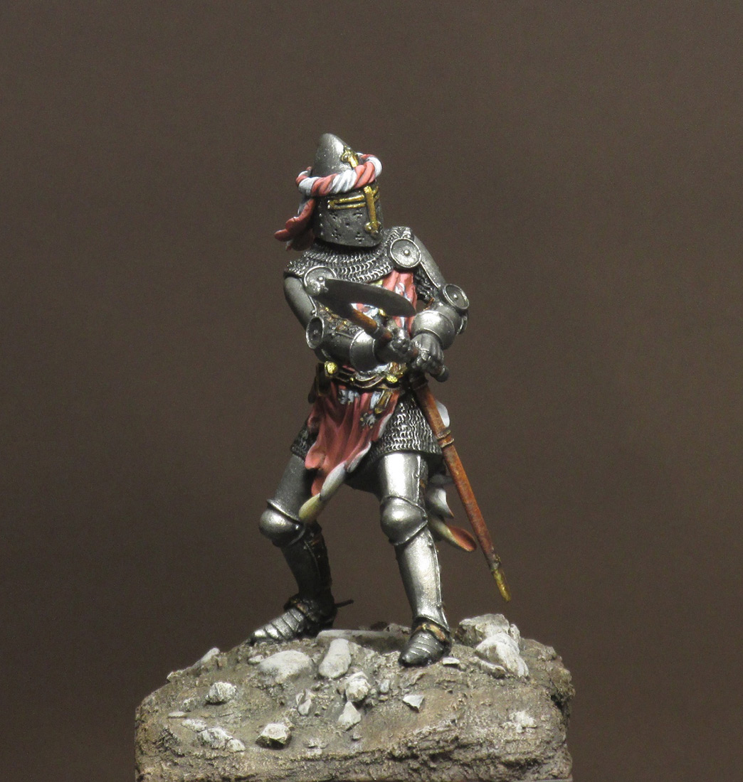 Figures: Bohemian knight, photo #9