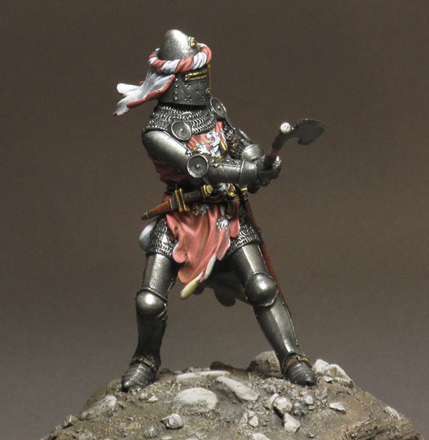 Figures: Bohemian knight