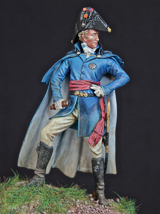 Figures: Arthur Wellesley, 1st Duke of Wellington