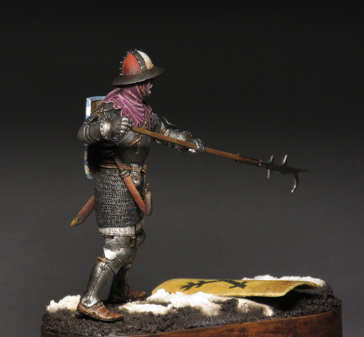 Figures: Medieval infantryman, photo #5