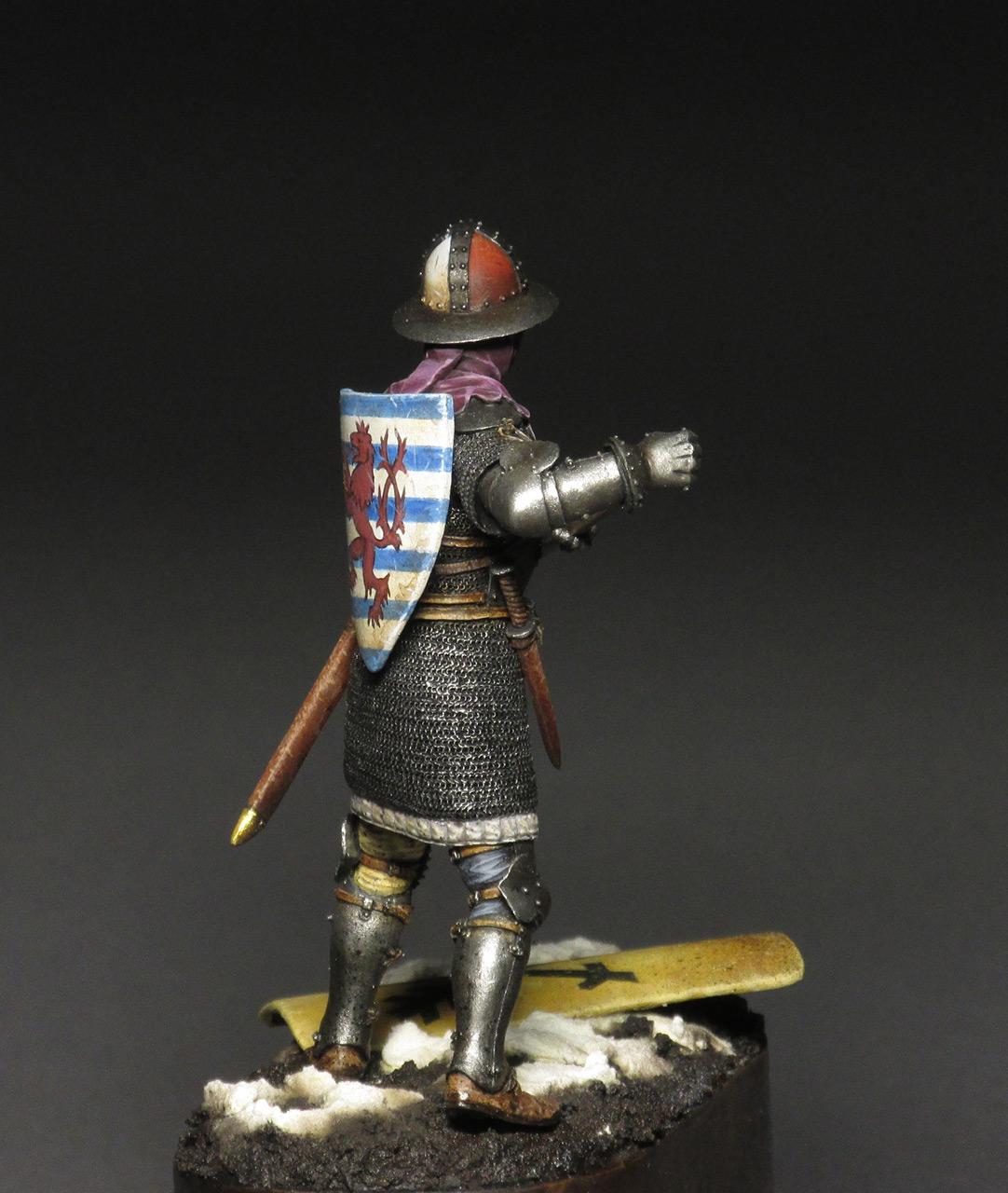 Figures: Medieval infantryman, photo #6