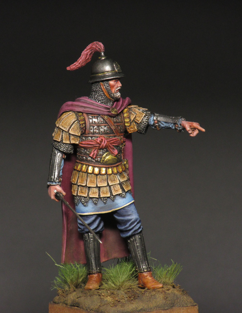 Figures: Byzantine commander, photo #2