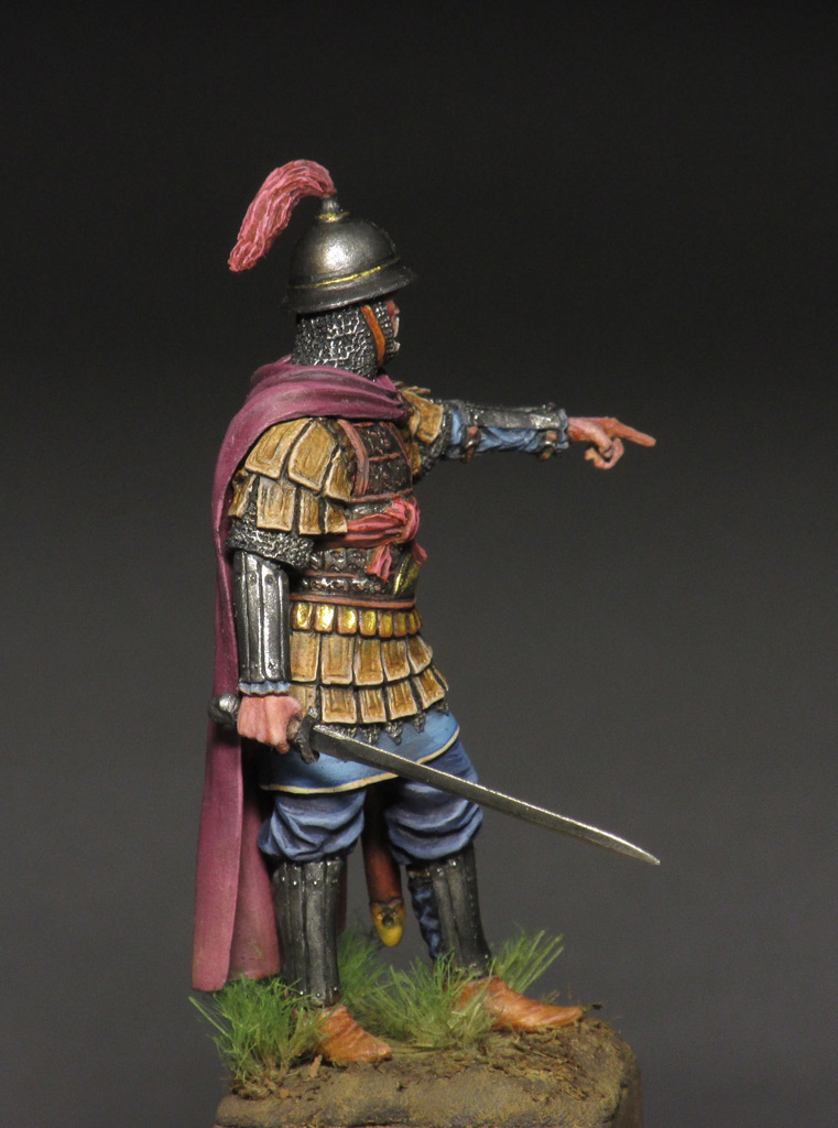 Figures: Byzantine commander, photo #3