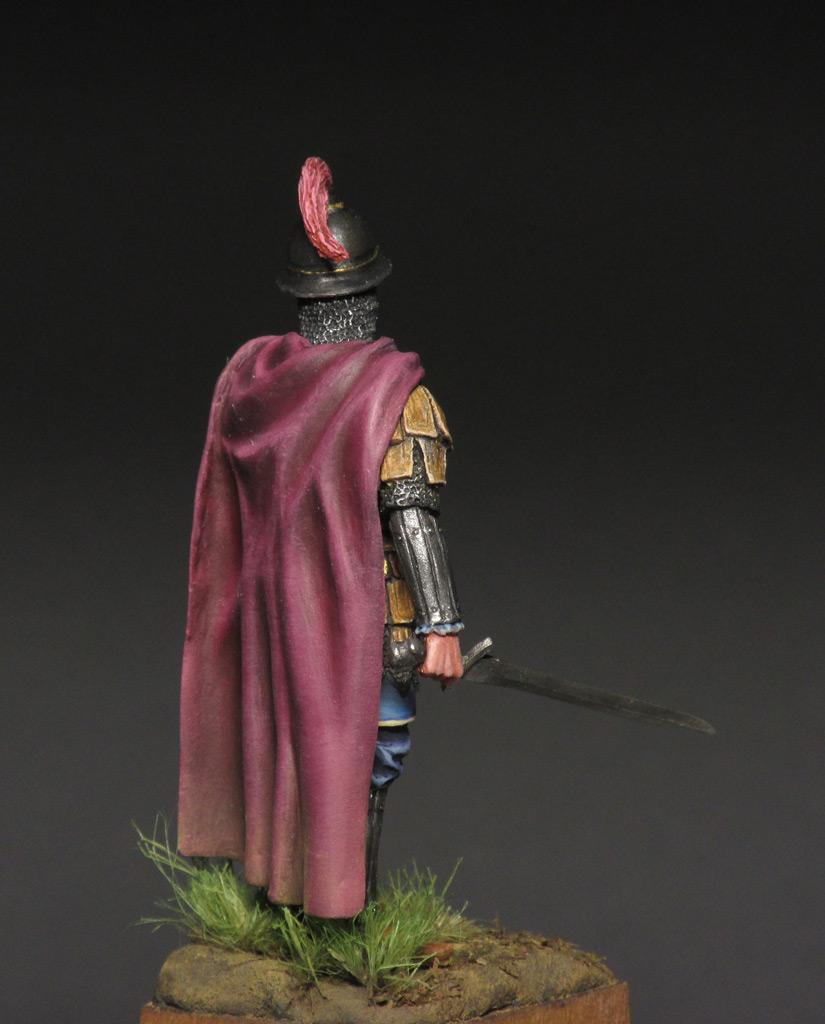 Figures: Byzantine commander, photo #4