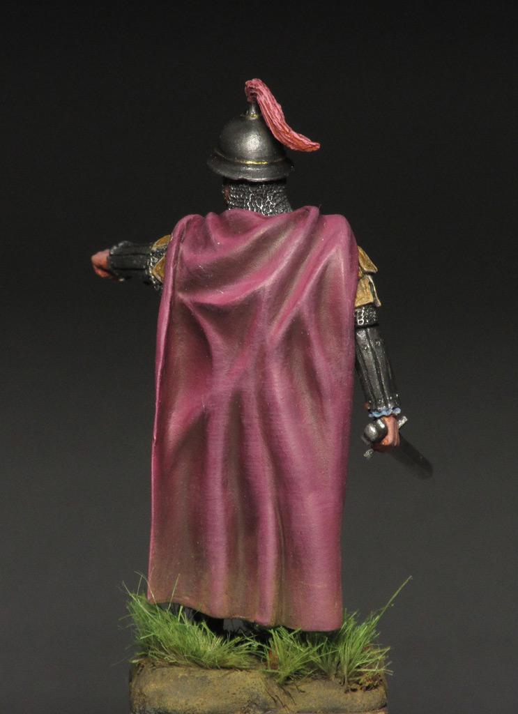 Figures: Byzantine commander, photo #5
