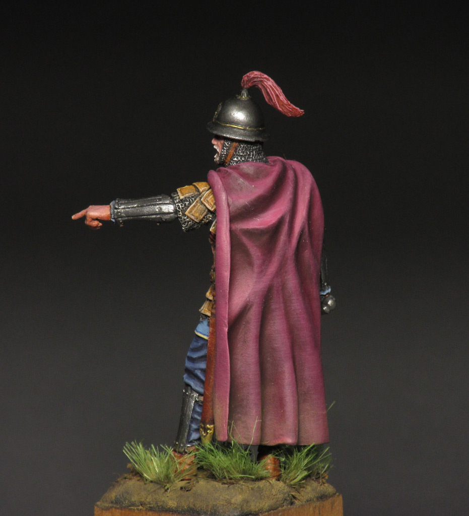 Figures: Byzantine commander, photo #6