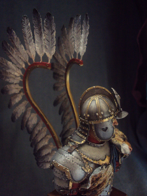 Figures: Polish winged hussar, photo #10