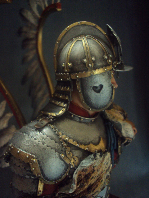 Figures: Polish winged hussar, photo #11