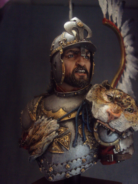 Figures: Polish winged hussar, photo #12