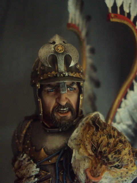 Figures: Polish winged hussar, photo #13