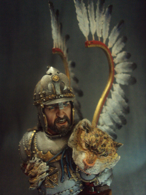 Figures: Polish winged hussar, photo #14