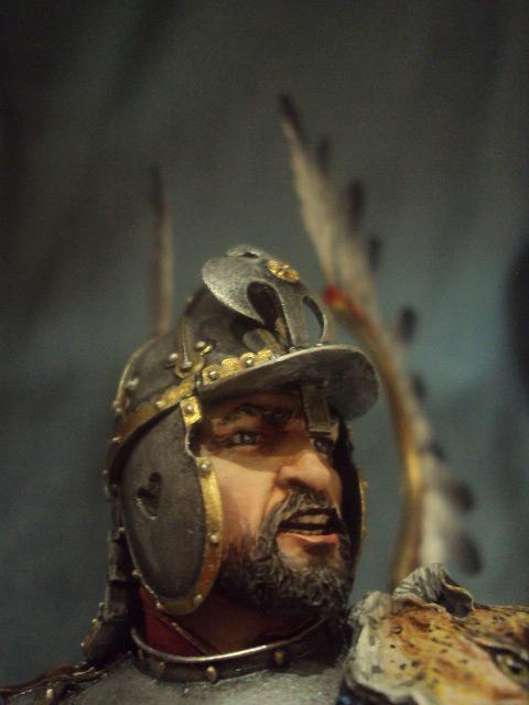 Figures: Polish winged hussar, photo #16