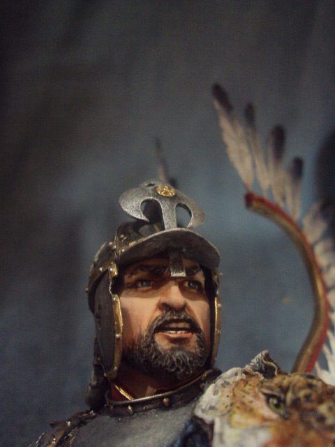 Figures: Polish winged hussar, photo #17