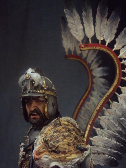 Figures: Polish winged hussar, photo #3