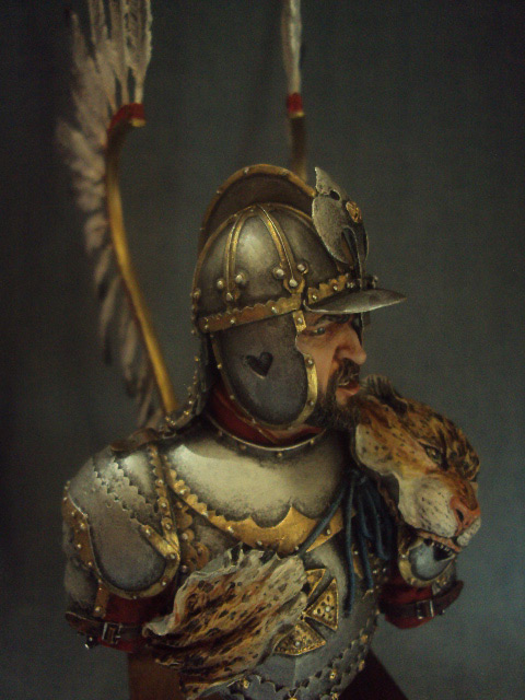 Figures: Polish winged hussar, photo #6