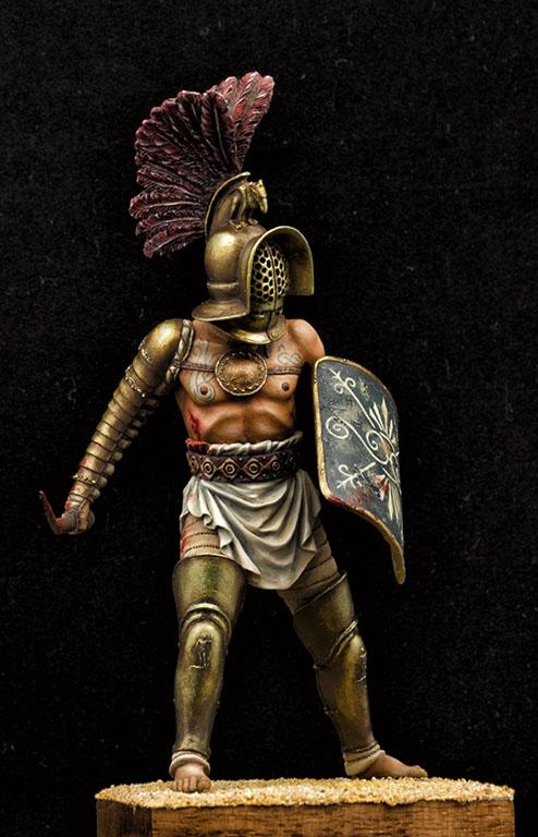 Figures: Thraex, photo #2