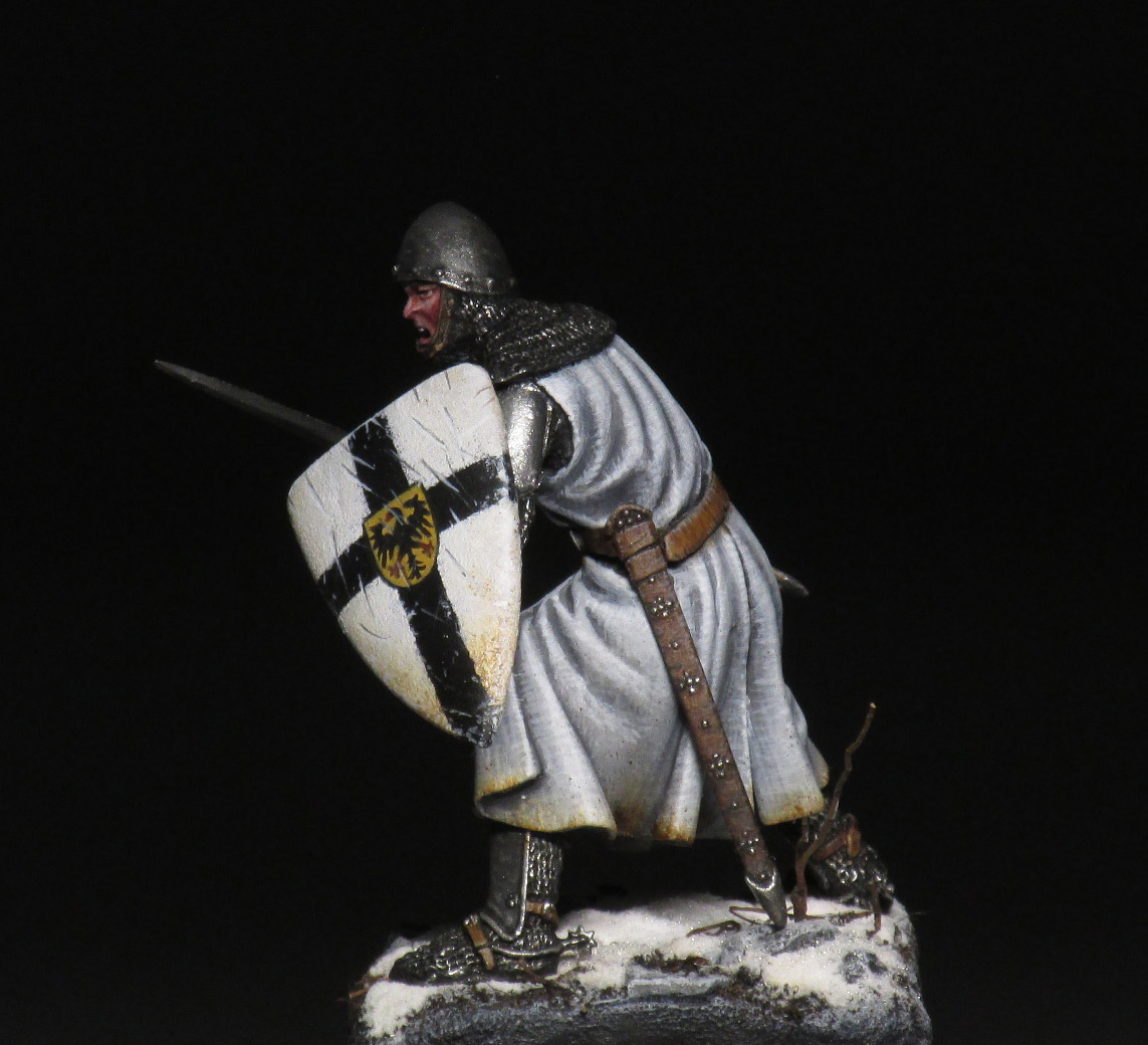 Figures: Teutonic knight, photo #4