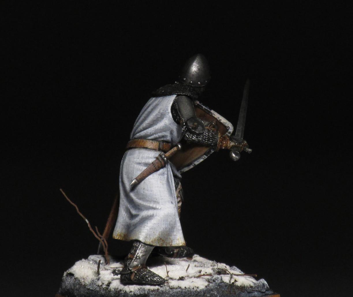 Figures: Teutonic knight, photo #7