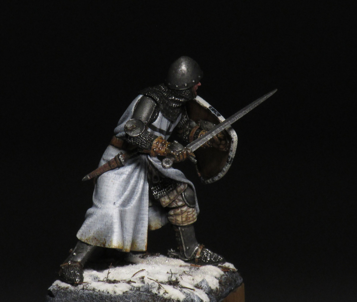 Figures: Teutonic knight, photo #8