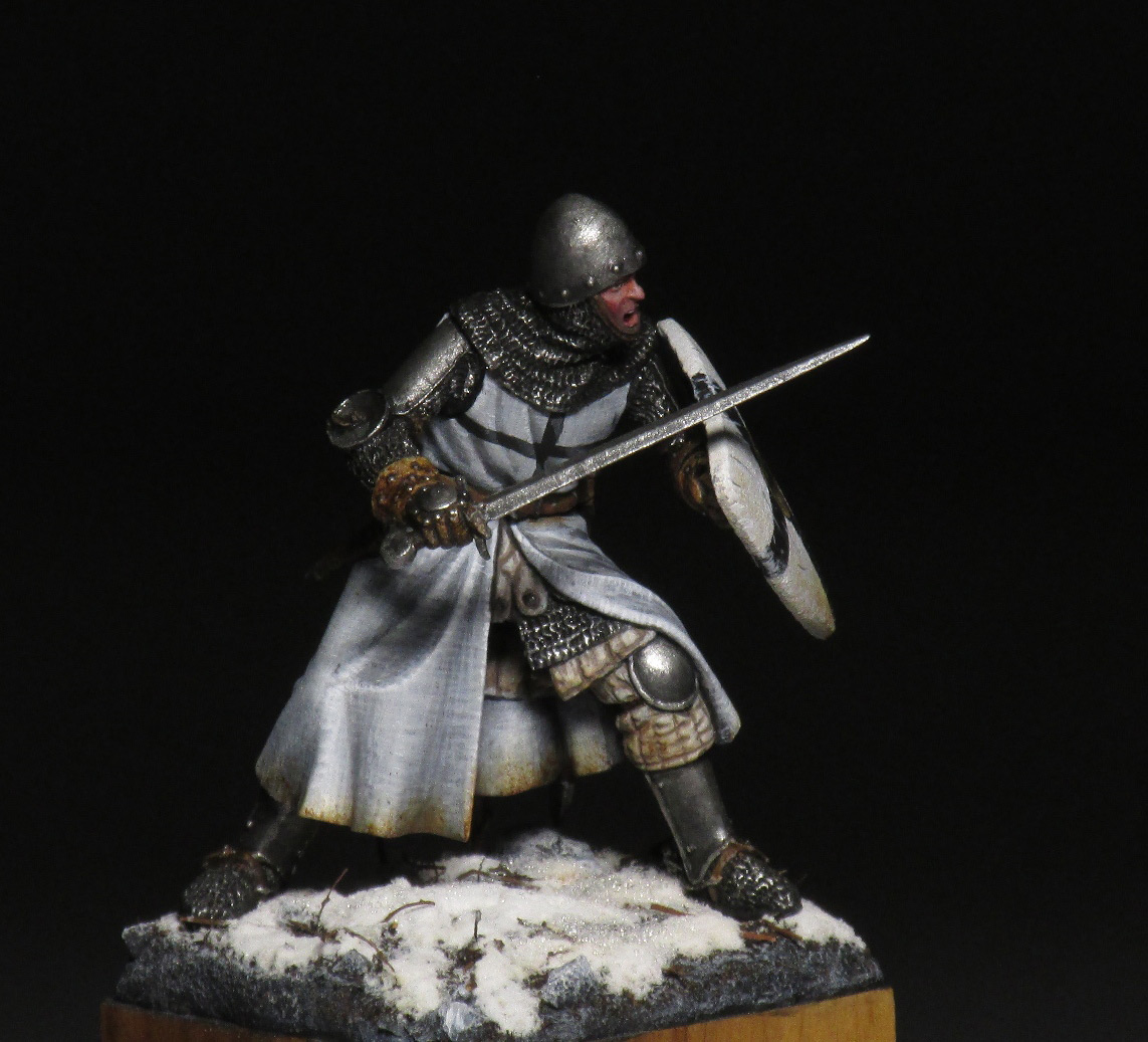 Figures: Teutonic knight, photo #9