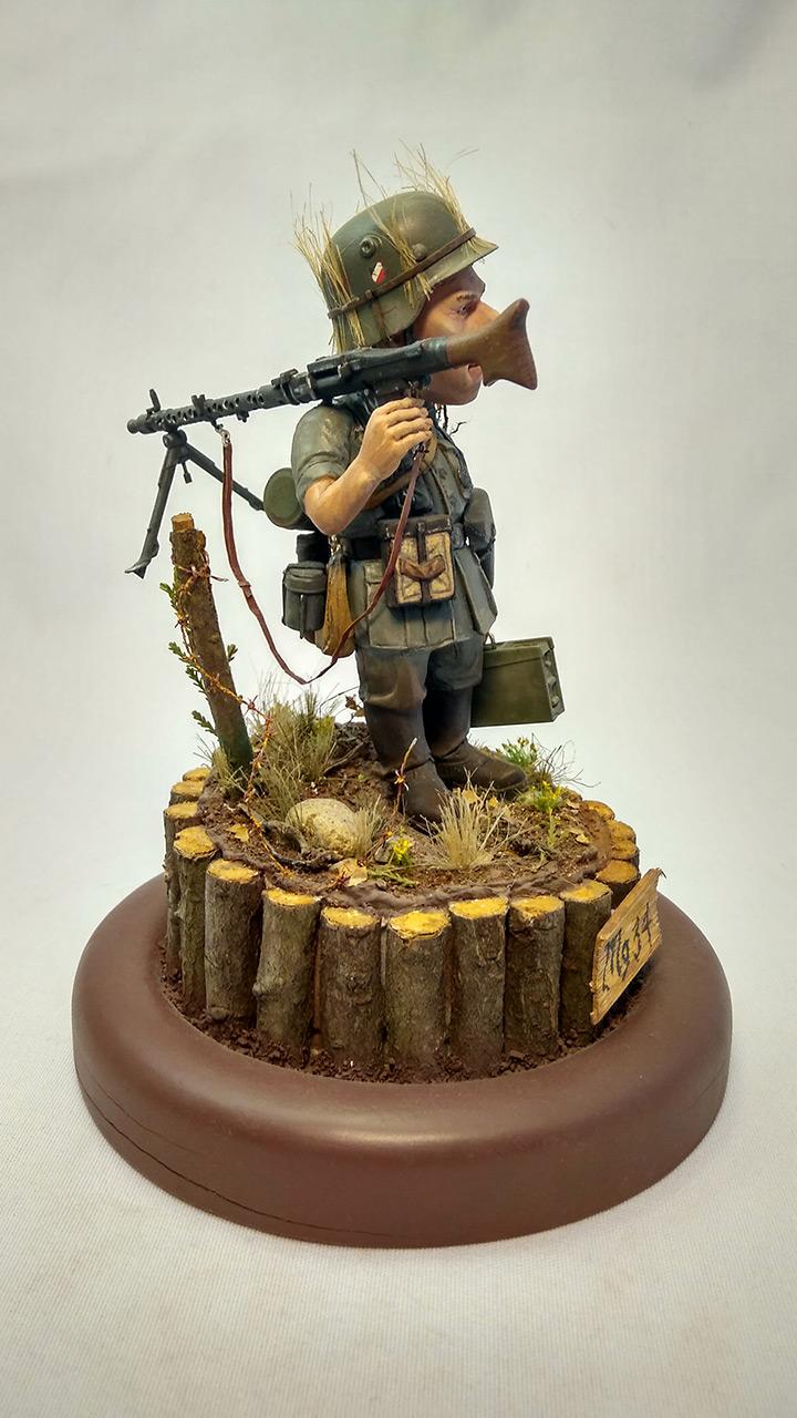 Miscellaneous: MG-34, photo #4
