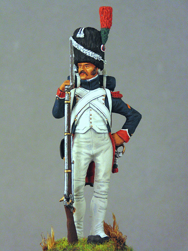 Figures: Chasseur of the Old Guard