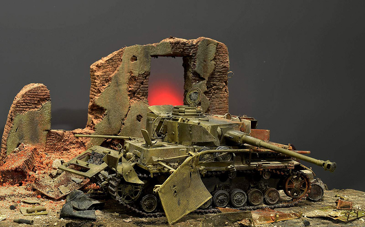 Dioramas and Vignettes: Teutonic fracture, photo #1