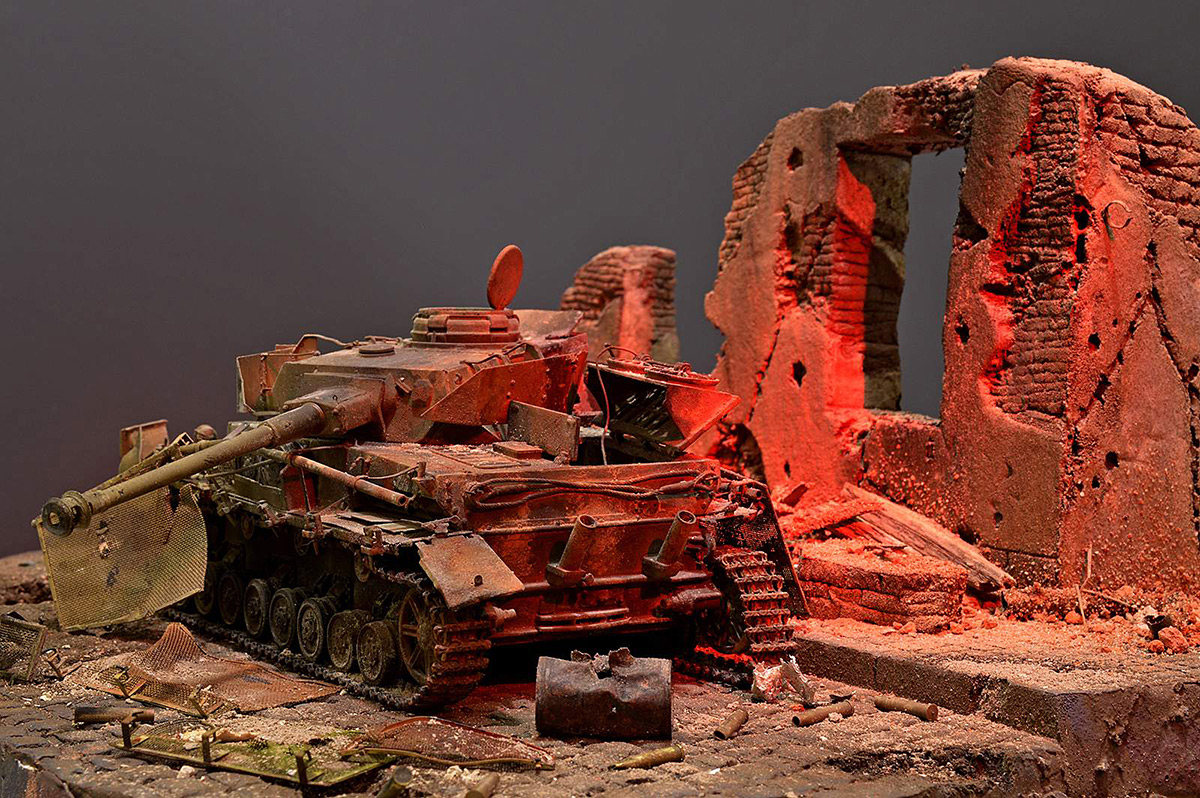 Dioramas and Vignettes: Teutonic fracture, photo #12