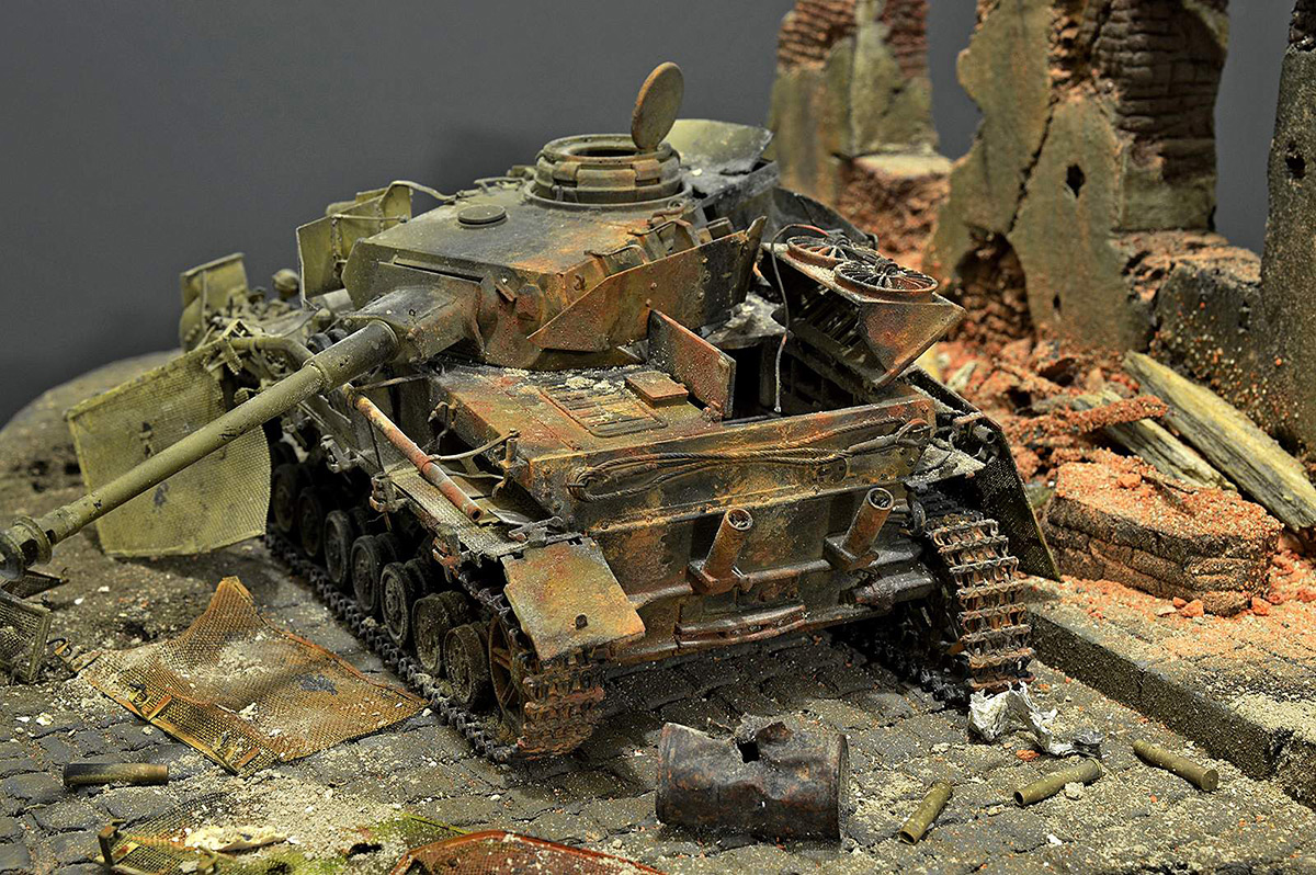 Dioramas and Vignettes: Teutonic fracture, photo #13