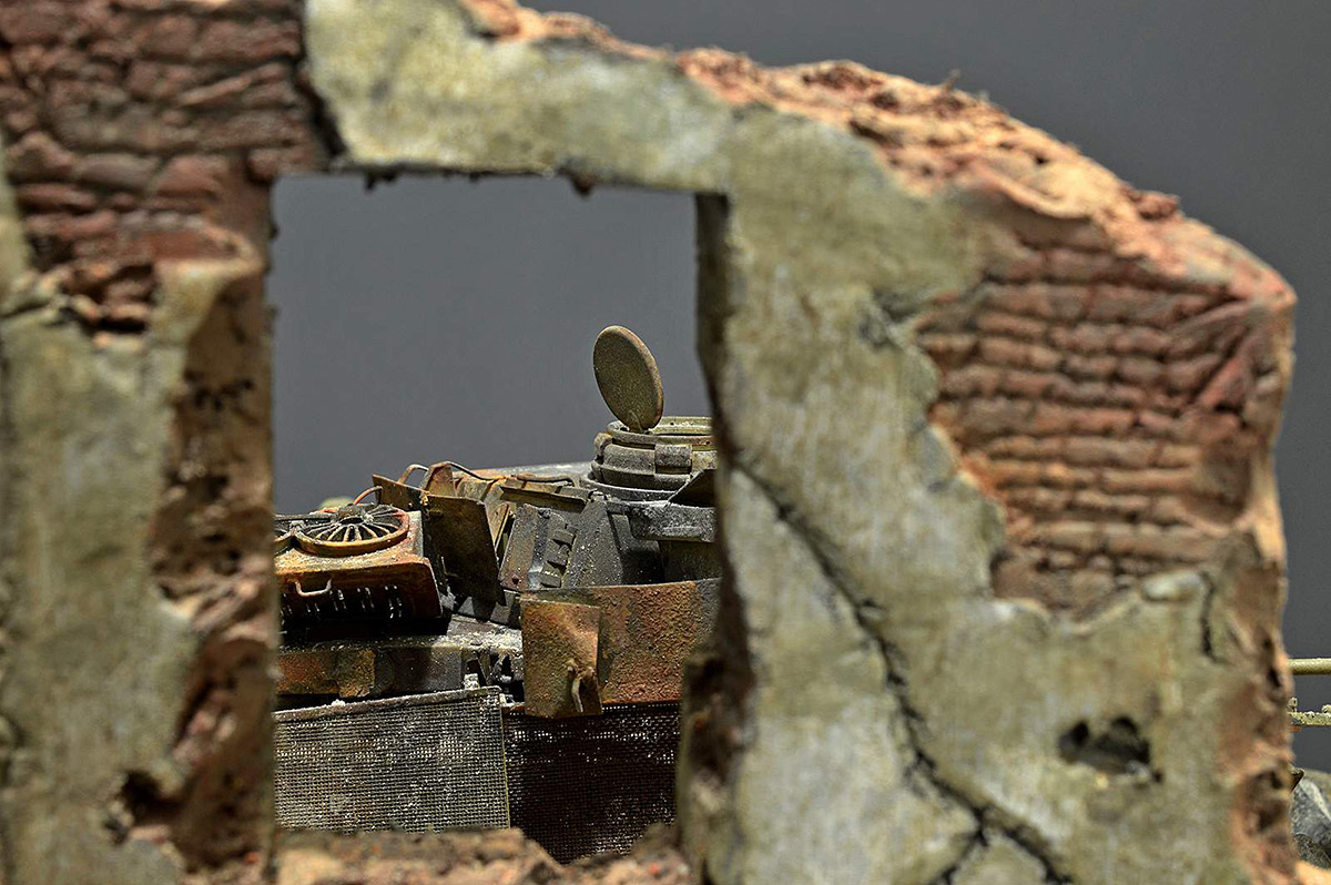 Dioramas and Vignettes: Teutonic fracture, photo #19