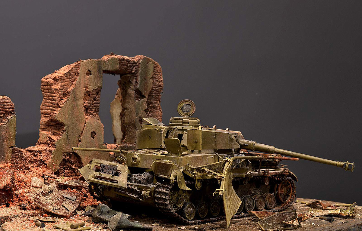 Dioramas and Vignettes: Teutonic fracture, photo #2