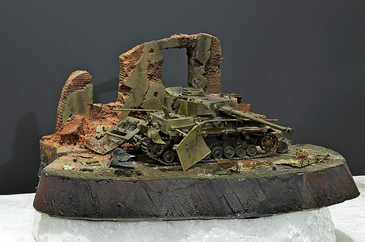 Dioramas and Vignettes: Teutonic fracture, photo #21