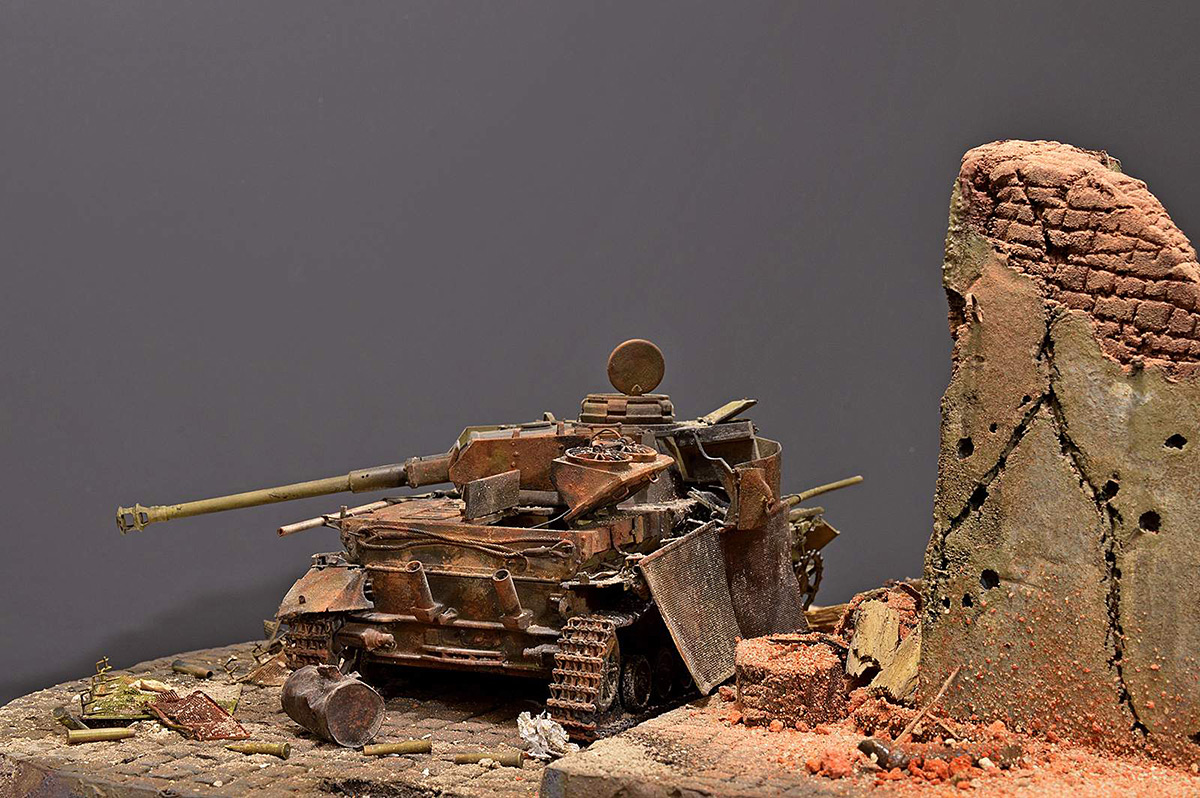 Dioramas and Vignettes: Teutonic fracture, photo #3