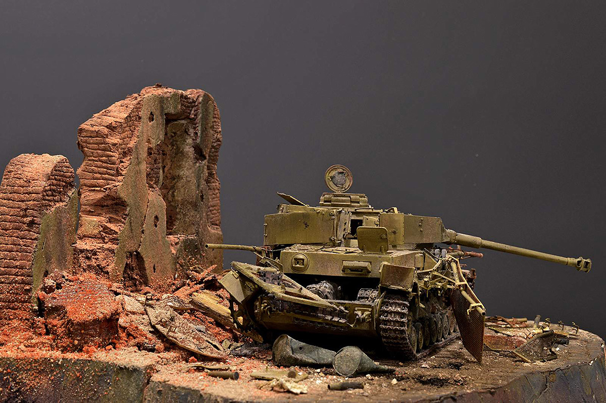 Dioramas and Vignettes: Teutonic fracture, photo #5