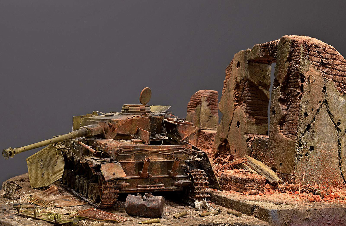 Dioramas and Vignettes: Teutonic fracture, photo #6