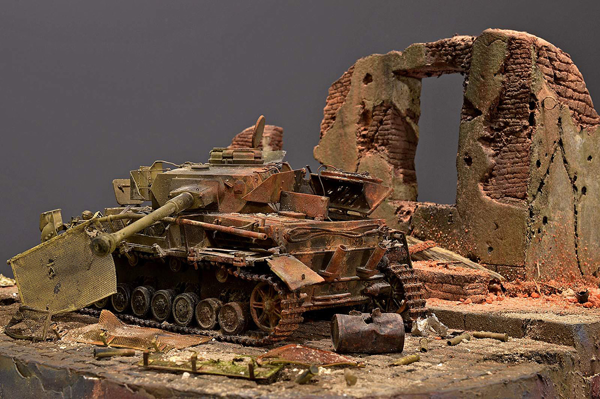 Dioramas and Vignettes: Teutonic fracture, photo #8