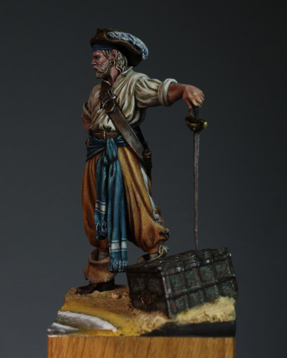 Figures: Buccaneer, 1650's, photo #3