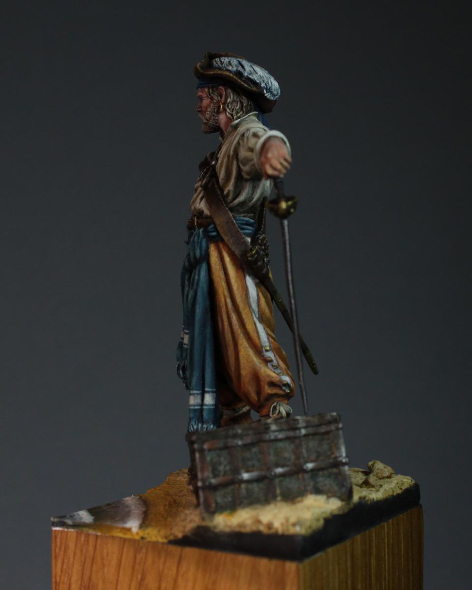 Figures: Buccaneer, 1650's, photo #4